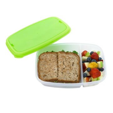Divided Lunch Container