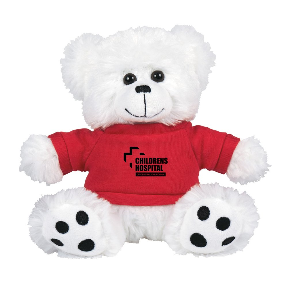 Big Paw Plush Bear