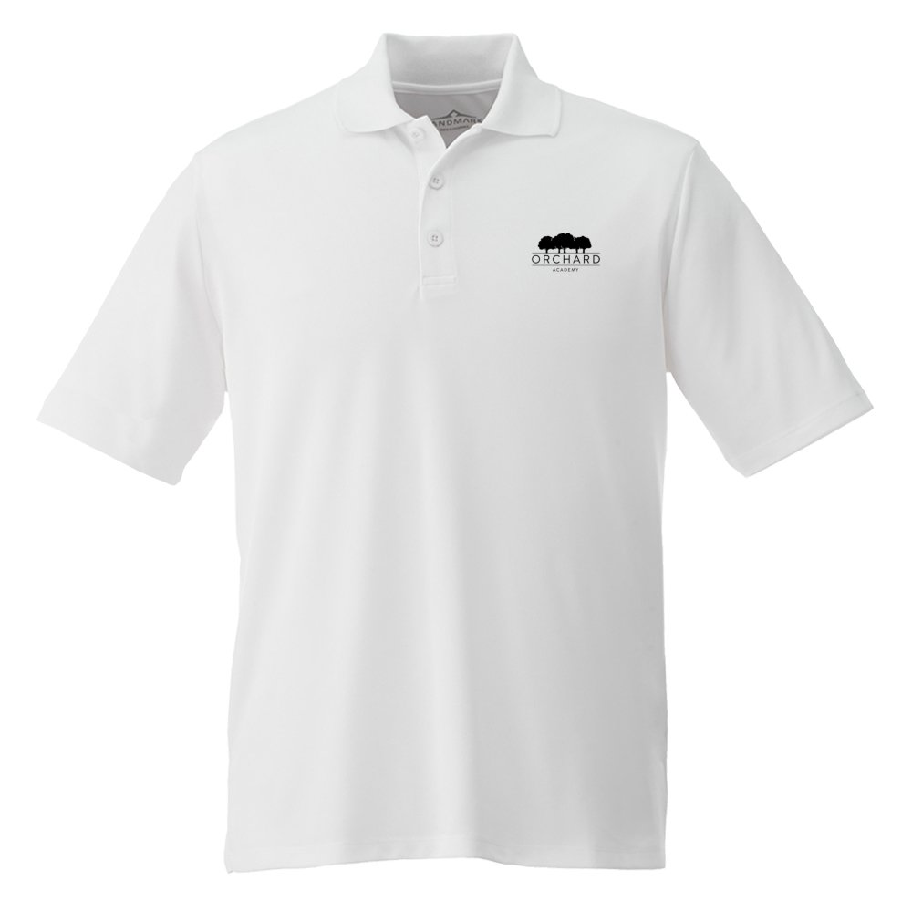 W-Edge Short Sleeve Polo - Men's