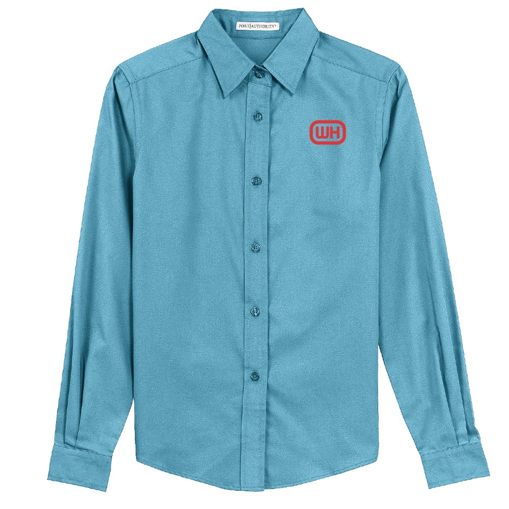 Women's Long Sleeve Business Shirt