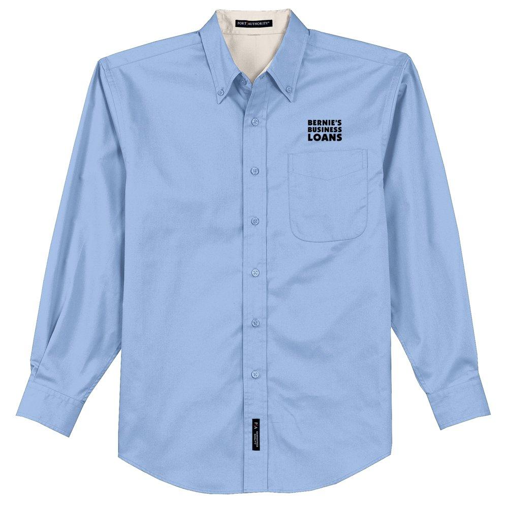 Men's Long Sleeve Business Shirt