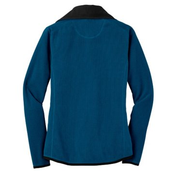 Eddie Bauer® Full-Zip Vertical Fleece Jacket- Ladies