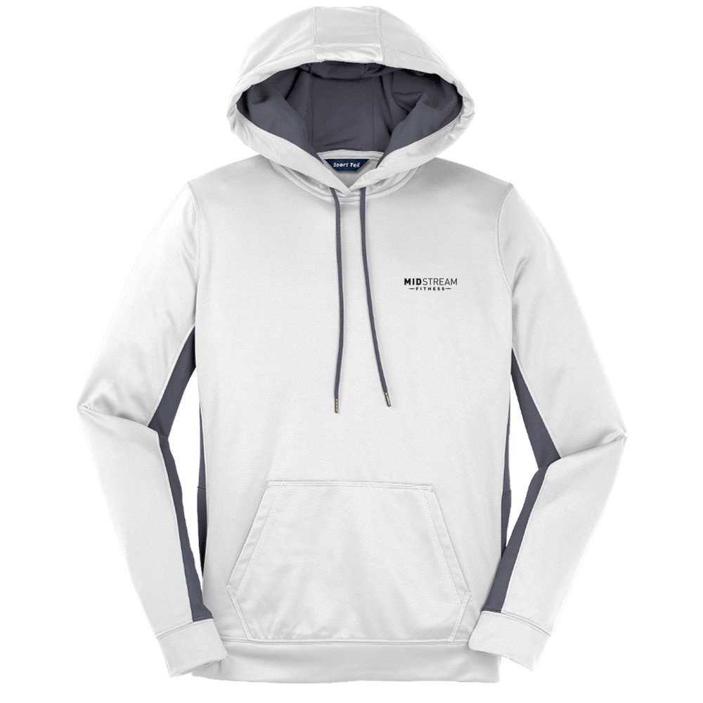 Sport-Tek® Women's Wicking Hooded Sweatshirt