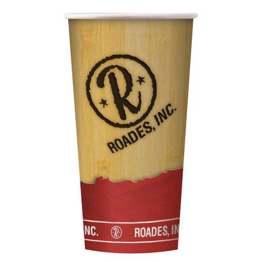 21 oz Hot Paper Cups
