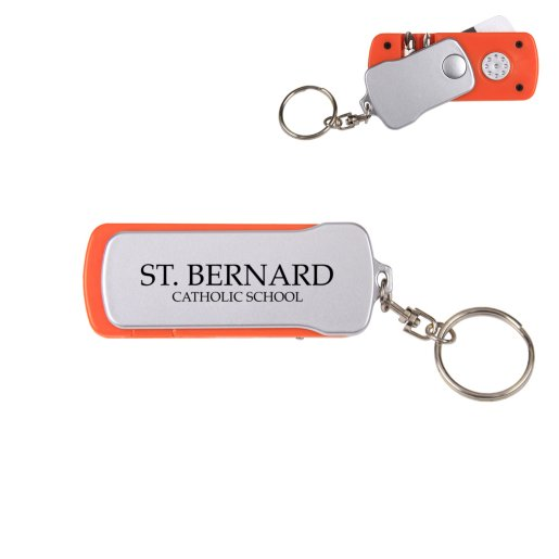 Swivel Tool Key Chain