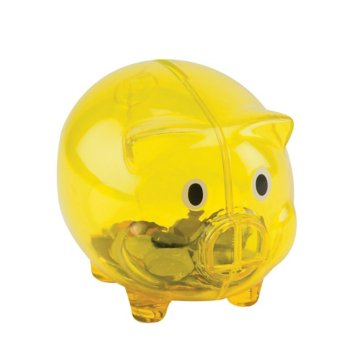 See the Savings Piggy Bank