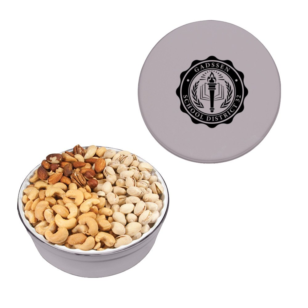 Keepsake 3 Way Deluxe Nut Tin