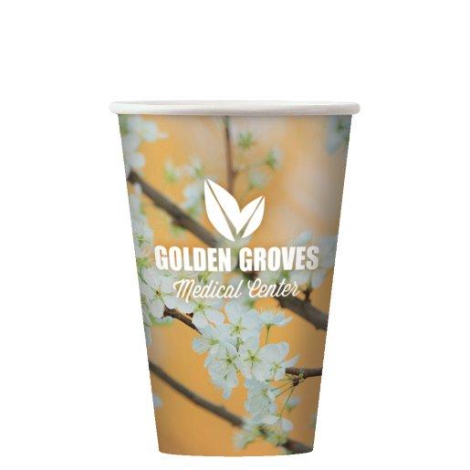 16 oz Hot Paper Cups