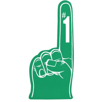 "18"" Foam Finger"