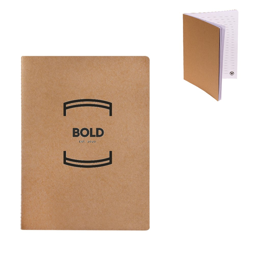 Recycled Paper Mini Notebook