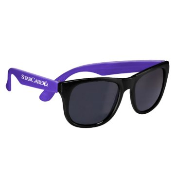 Color Block Sunglasses