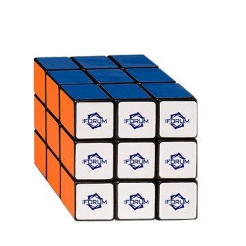 Rubik's® Cube - 9 Panel