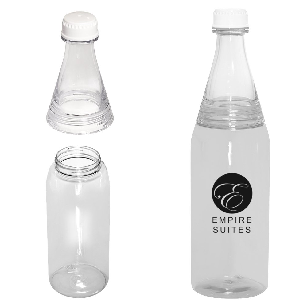 Soda Style Water Bottle