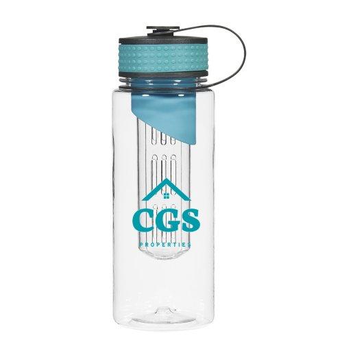Tritan Infuser Water Bottle
