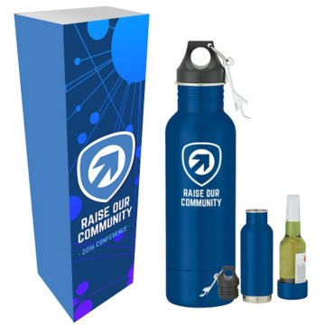 Bottle Armour™ with Gift Box