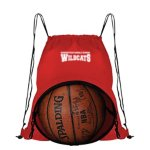 Sports Ball Drawstring Backpack