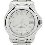 Men's Classic Silver Watch