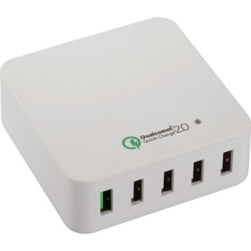 ETL Listed QC 2.0 Quick Charge AC Adapter
