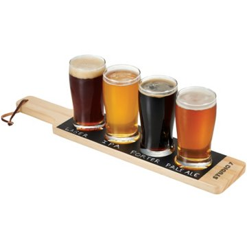 The Bullware Beer Flight