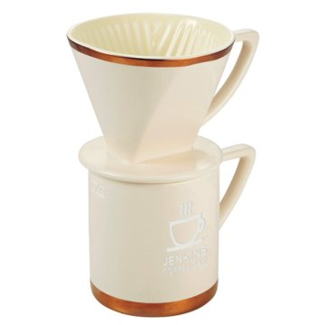 Cutter & Buck® Coffee Dripper Gift Set