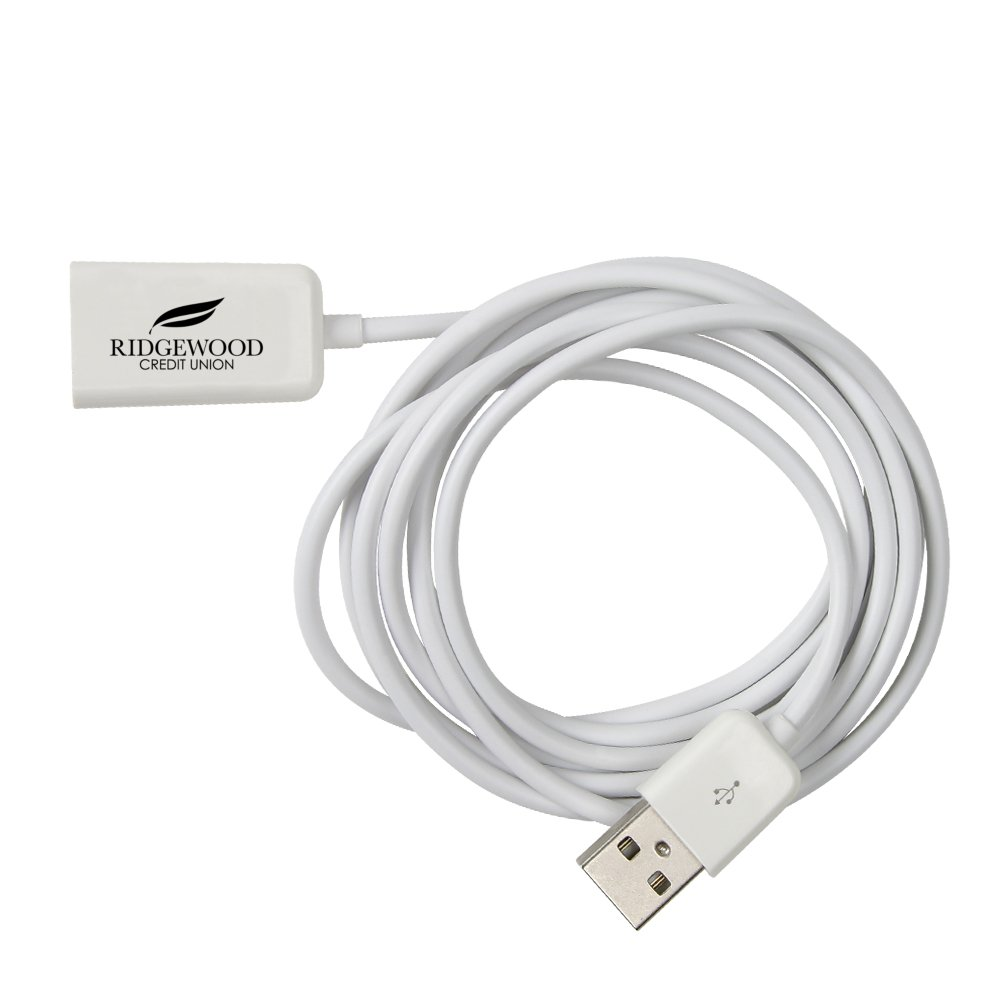 Crazy Long 6ft USB Extension Cord Cable