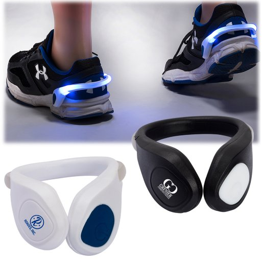 LED Clip On Safety Shoe Light