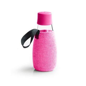 Retap - 10 oz Glass Water Bottle