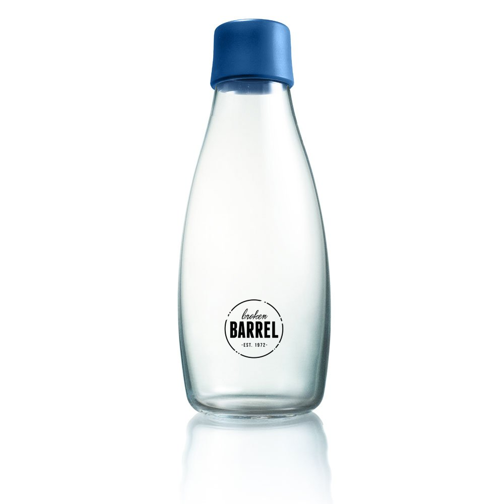 Retap - 17 oz Glass Water Bottle