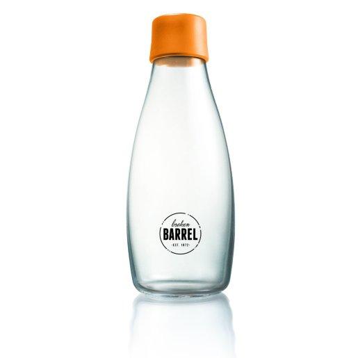 Retap - 17 oz Glass Water Bottle