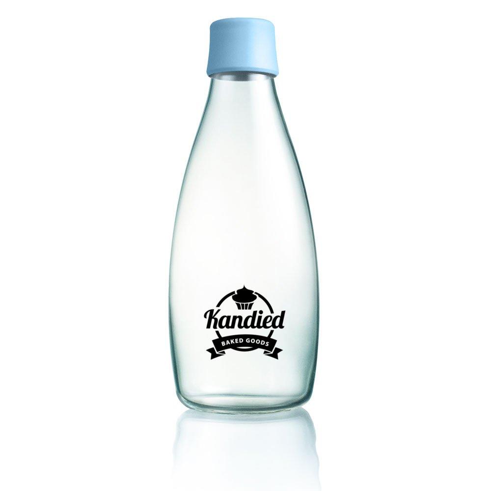Retap - 20 oz Glass Water Bottle