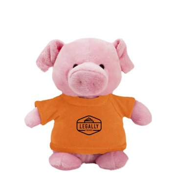 Bean Bag Buddies Pig Stuffed Animal