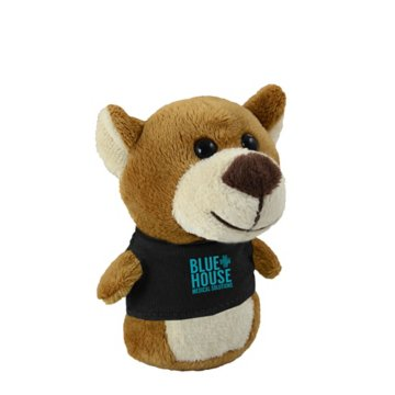 Shorties Desktop Bear Stuffed Animal