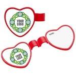 Heart Stethoscope ID Tag