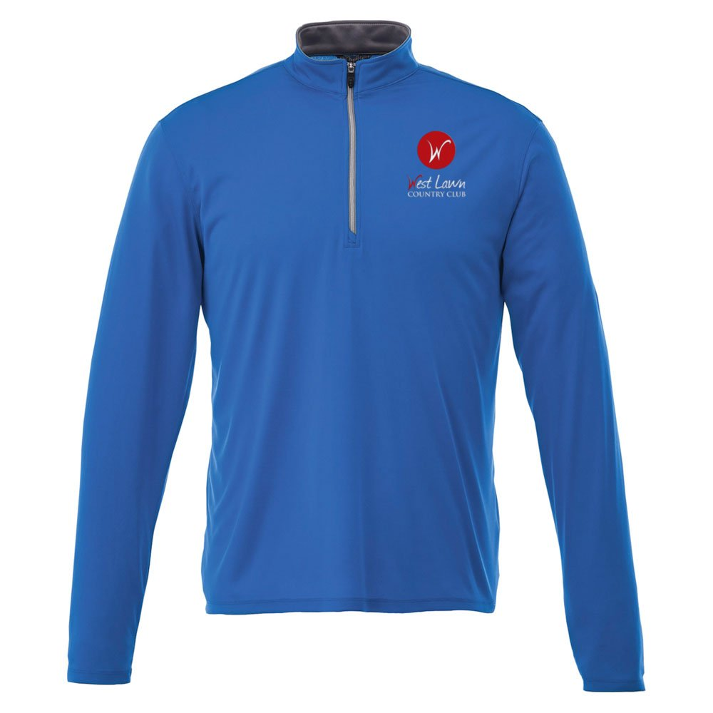 Men's Quarter-Zip Pullover