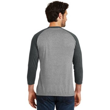 Men's District Made® 3/4-Sleeve Baseball Tee