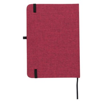 Perfect Bound Heathered Journal