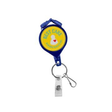 Hideaway Lanyard Badge Reel