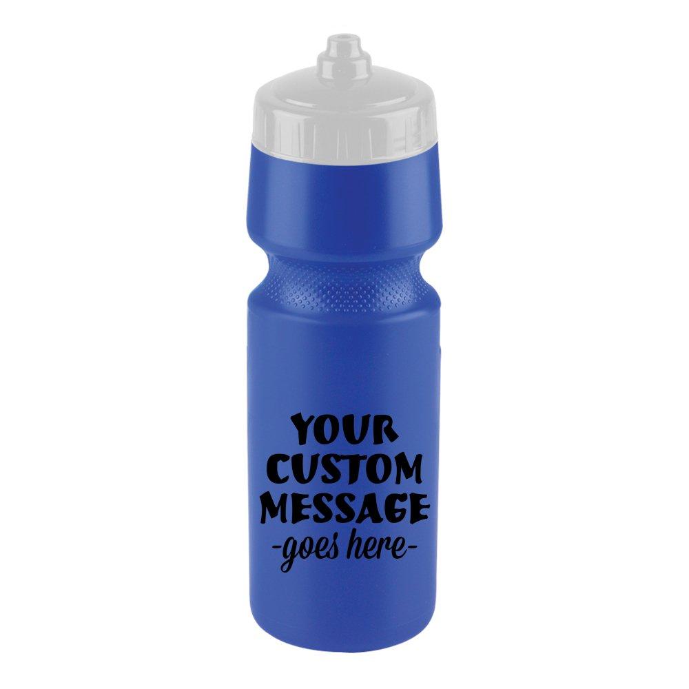 24 oz. Bike Water Bottle with Valve Lid