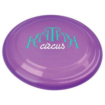 Glitter Flying Disc
