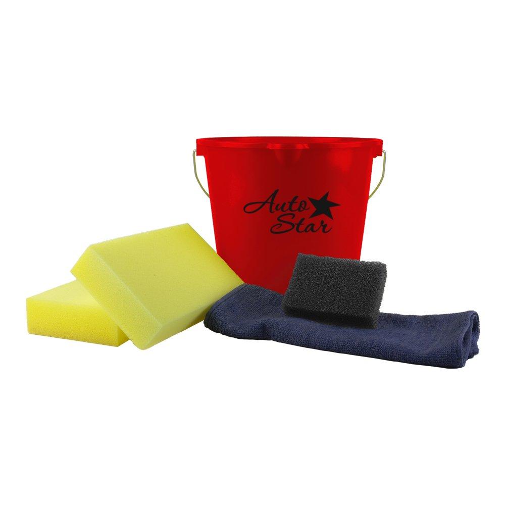 Sparkling Clean Car Wash Kit