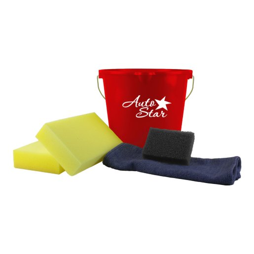 Sparkling Clean Car Wash Kit