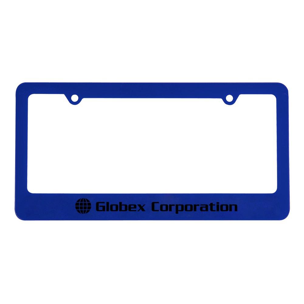 Custom License Plate Frame