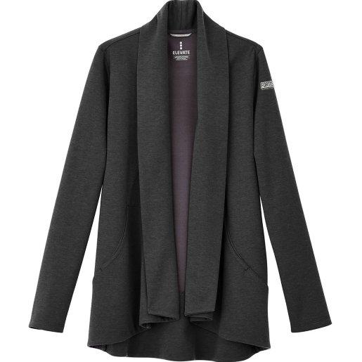 Women's Knit Open Front Blazer