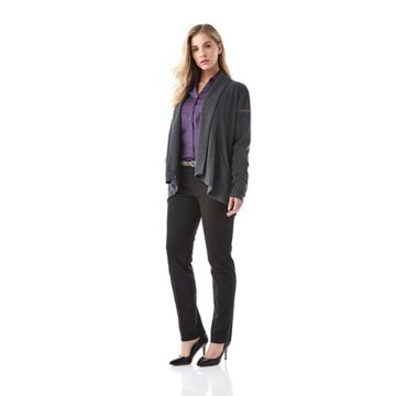 Women's Knit Open Front Blazer