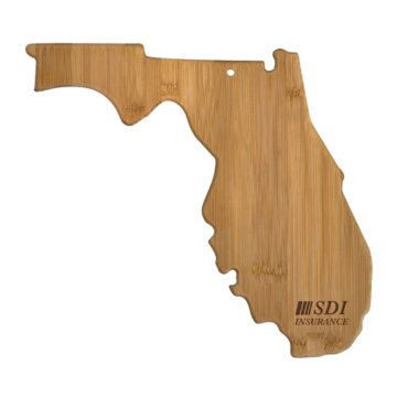 Florida Bamboo Cutting Board