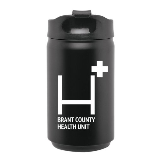 Stainless Steel Can Tumbler - 8 oz.