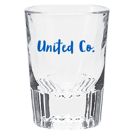 Crystal Shot Glass