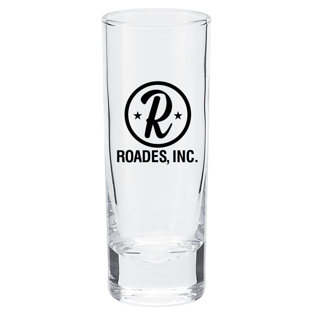Tall Shot Glass - 2.5 oz.