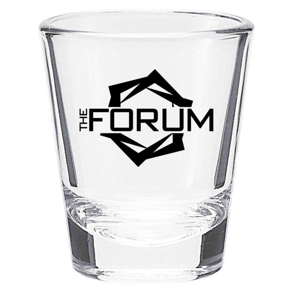 Clear Shot Glass