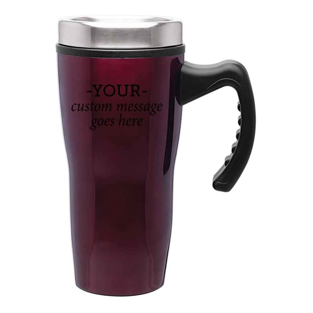 Buddy Travel Mug with Handle